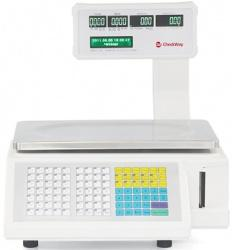 Весы с принтером этикеток CheckWay Scale 315