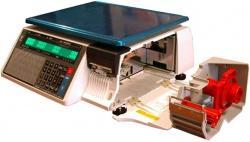 Весы серии DIGI SM-100B Plus