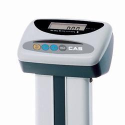 Электронные платформенные весы серии CAS DL