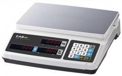 Торговые весы серии CAS PR-B (без стойки)