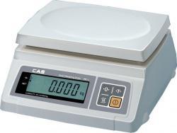 Фасовочные весы серии CAS SW-I