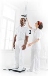 Медицинские весы с ростомером SECA-285