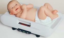 Весы для новорожденных SECA-727