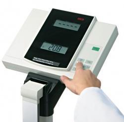 Медицинские весы с электронным ростомером SECA-763