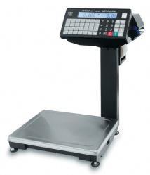 Весы с термопечатью серии ВПМ-Ф с отделительной пластиной