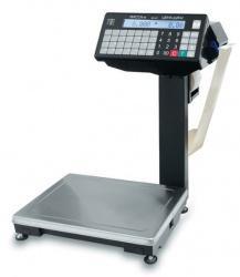 Весы с термопечатью серии ВПМ-Ф с устройством подмотки ленты