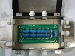 Соединительная коробка к цифровым весам ВСА